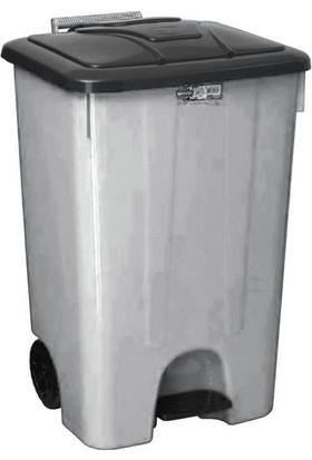 Şenyayla Çöp Konteyneri 85 lt 4265 - Gri