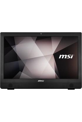 """MSI PRO 24 7NC-040XTR Intel Core i5 7400 8GB 1TB GT930M Freedos 23.6"""" FHD All In One Bilgisayar"""