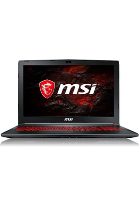 "MSI GL62M 7RDX-1623XTR Intel Core i5 7300HQ 8GB 1TB + 128GB SSD GTX1050 Freedos 15.6"" FHD Taşınabilir Bilgisayar"