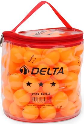 Delta 100'lü Pinpon Topu