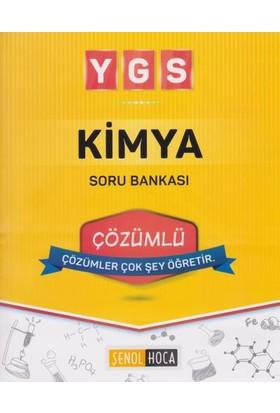 Şenol Hoca Yayınları YGS Kimya Soru Bankası