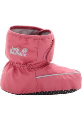 Jack Wolfskin Çocuk Outdoor Ayakkabısı 4018192-2099 Moonchild Mid K Turuncu