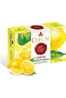 Deflin Limon Bitkisel Sabun