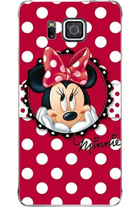 Exclusive Samsung Alpha Minnie Minnie Design Kapak