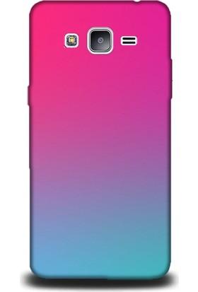 Exclusive Samsung J3 2016 Renklerin Geçişi Design Kapak