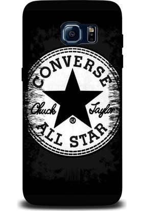 Exclusive Samsung S7 Edge Converse All Star Design Kapak