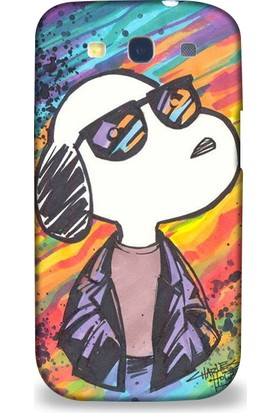 Exclusive Samsung S3 Neo Cool Snoopy Design Kapak