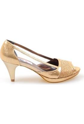 Etki 3100 Kadın Platform Sandalet