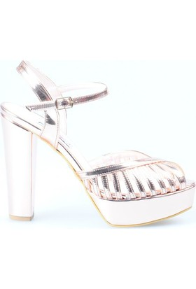 Etki 4108 Kadın Platform Sandalet