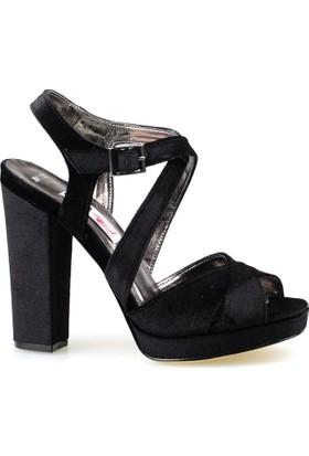 Etki 7302 Kadın Platform Sandalet