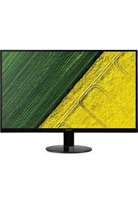 Acer ET241Ybi 23.8'' 4ms ZeroFrame ( VGA+HDMI) IPS Led Monitör