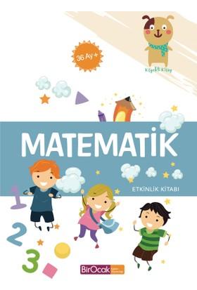 Matematik Etkinlik Kitabı (36 Ay) - Elif Alkan