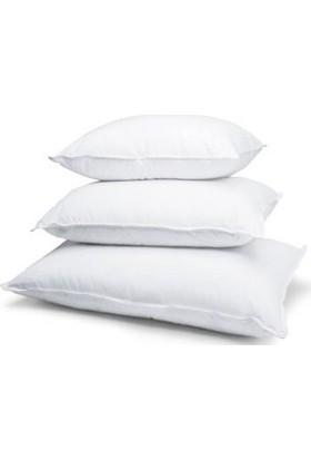 Yastık Tek Kisilik Slikon Yastık Beyaz