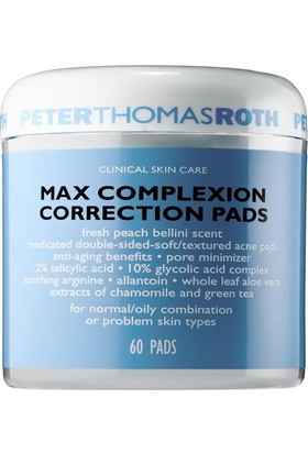 PETER THOMAS ROTH Max Complexion Correction Pads 60 pads