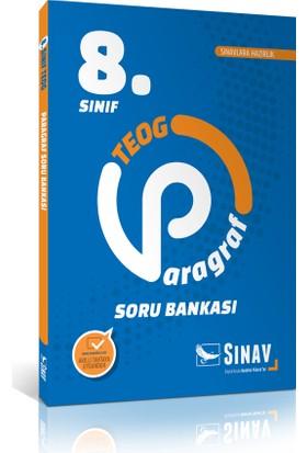 Sınav Yayınları 8. Sınıf Türkçe Paragraf Soru Bankası
