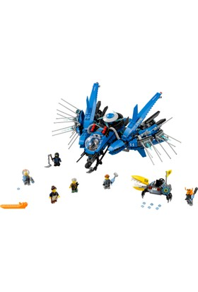 LEGO Ninjago Movie 70614 Şimşek Jeti