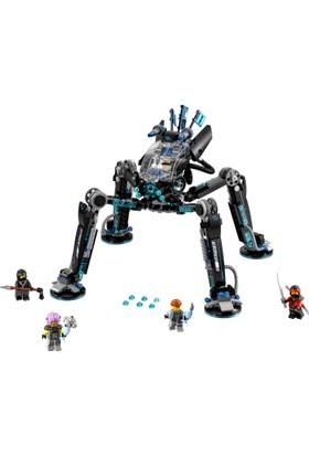 LEGO Ninjago Movie 70611 Su Gezgini