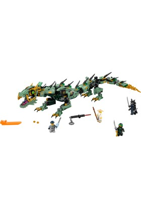 LEGO Ninjago Movie 70612 Yeşil Ninja Robot Ejderha
