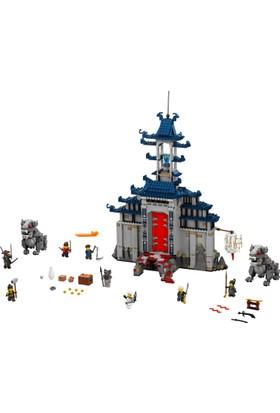 LEGO Ninjago Movie 70617 Muhteşem Silah Tapınağı