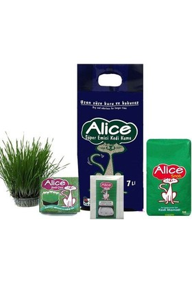 Alice Kedi Sepeti Seti1