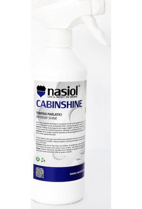 Nasiol Torpido ve Araç Tüm İç Alan Temizleme Spreyi 423659