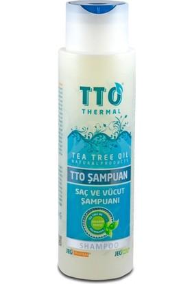 Tto Tea Tree Oil Şampuan 200 Ml