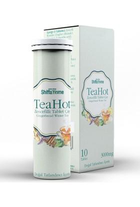 Shıffa Home Teahot Zencefilli Çay 10 Tablet