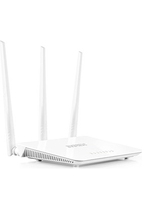 Everest EWR-F303 2.4GHz 300Mbps 1Wan + 3Lan Portlu Wireless Router (Modem Değildir)