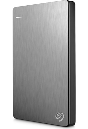 """Seagate Backup Plus 2TB 2.5"""" USB 3.0 Taşınabilir Disk - Gümüş (STDR2000201)"""