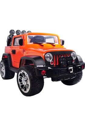 Andcar Wrangler Akülü Jeep Uzaktan Kumandalı 12 V