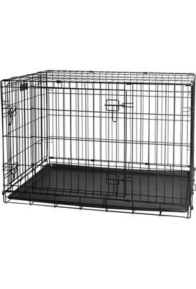 Pawise 12531Fp Classic Wire Crate - Kedi&Köpek Kafesi - 62X43,5X50Cm