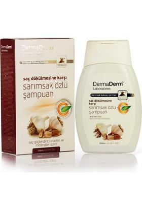 Dermaderm Dermaderm Sarimsak Özlü Şampuan
