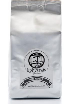 Kahvemis Türk Kahvesi 1000 gr Folyo Ambalaj