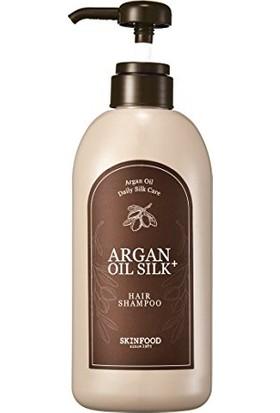 Skinfood Argan Oil Silk Plus Saç Bakım Şampuanı 500ml