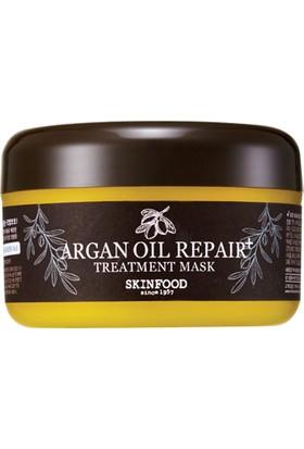 Skinfood Argan Oil Repaır Plus İyileştirici Saç Maskesi 200g