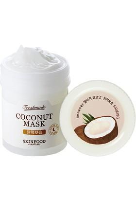 Skinfood Fresh Made Çok Kullanımlık Nemlendirici Yüz Maskesi (Taze HindistanCevizi) 90ml