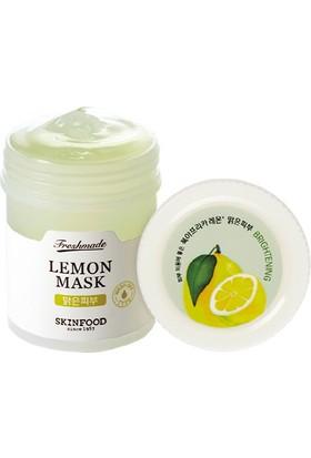 Skinfood Fresh Made Çok Kullanımlık Nemlendirici Yüz Maskesi (Taze Limon) 90ml
