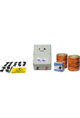 Agriprof Elektrikli Çit Makinası (220 Volt Elektrikli Ekonomi Paket)