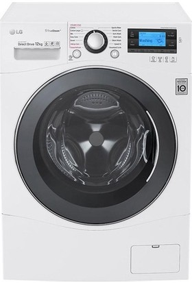 LG FH495BDSK2 A+++ 12 kg 1400 Devir Çamaşır Makinesi
