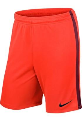 Nike League Knit Short Nb Erkek Turuncu Maç Şortu 725881-671