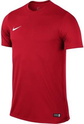 Nike Ss Park Vı Jsy Erkek Kırmızı Antremant-Shirt- 725891-6