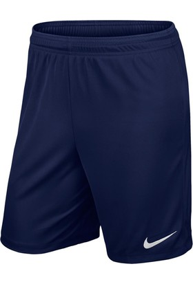 Nike Park II Knit Short Wb Erkek Lacivert Maç Şortu 725903-410