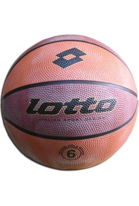 Lotto Ball Vulcan Rub Bb Unisex Turuncu 6 No Basketbol TopuEk151