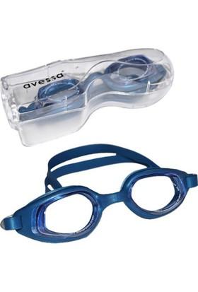 Avessa Unisex Mavi Yüzücü Gözlüğü Gs7