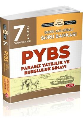 7. Sınıf Pybs –Parasız Yatılı Bursluluk Sınavı- Konu Anlatımlı Soru Bankası