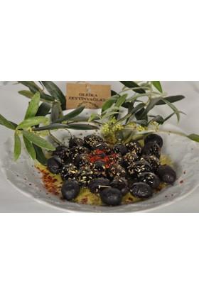 Oleika Soğuk Sıkım 0.2 Asit Özel Hasat Doğal Sızma Zeytinyağı 1 Litre Fıçı – (Yeni Hasat) Mudanya