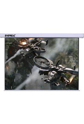 Everest (PSEB-178) 180X180 Motorlu Projeksiyon Perdesi