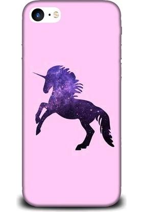 Exclusive iPhone 6 Unicorn Ve Uzay Design Kılıf
