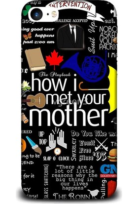 Exclusive iPhone 6 How İ Met Your Mother Design Kılıf