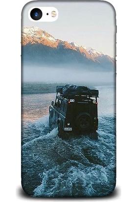 Exclusive iPhone 6 Denize Giden Araba Design Kılıf